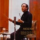 ①モーツァルト:交響曲第39番変ホ長調 K.543/②同:交響曲第40番ト短調 K.550
