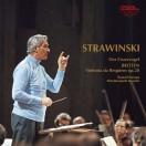 ストラヴィンスキー:バレエ組曲「火の鳥」、ブリテン:鎮魂交響曲