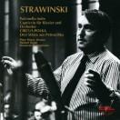 ストラヴィンスキー:バレエ組曲「プルチネッラ」、ピアノとオーケストラのためのカプリッチョ他