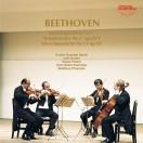 ベートーヴェン:弦楽四重奏曲「ラズモフスキー第1番」「セリオーソ」