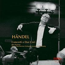 ヘンデル:二つの合奏団のための協奏曲集