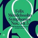 メンデルスゾーン 交響曲第4番「イタリア」 交響曲第5番「宗教改革」