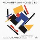 プロコフィエフ:交響曲第2番、交響曲第3番