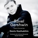 ラヴェル&ガーシュウィン:ピアノ協奏曲