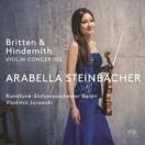 ブリテン:ヴァイオリン協奏曲、ヒンデミット:ヴァイオリン協奏曲