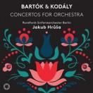 コダーイ、バルトーク:管弦楽のための協奏曲