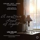 斜めに差し込む光~エミリ・ディキンソンの詩による歌曲集