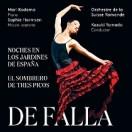 ファリャ:スペインの庭の夜、三角帽子、ほか