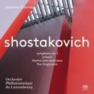 ショスタコーヴィチ交響曲第1番 ヘ短調 作品10
