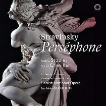ストラヴィンスキー:「ペルセフォーヌ」