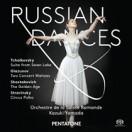 バレエ、劇場、舞踏のための音楽 Vol.3~ロシアン・ダンス