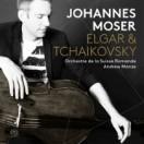 エルガー:チェロ協奏曲、<br/>チャイコフスキー:ロココの主題による変奏曲