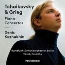 チャイコフスキー&グリーグ:ピアノ協奏曲