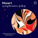モーツァルト:交響曲第40&41番