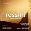 ロッシーニ:小ミサ・ソレムニス