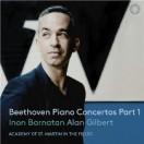 ベートーヴェン:ピアノ協奏曲集第1集