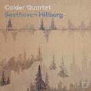 ベートーヴェン&ヒルボリ/カルダー四重奏団