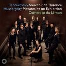 チャイコフスキー:弦楽六重奏曲「フィレンツェの思い出」、ムソルグスキー:「展覧会の絵」