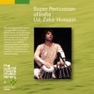 THE WORLD ROOTS MUSIC LIBRARY:インド古典パーカッション~ザキール・フセイン